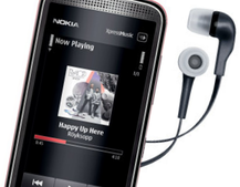 Nokia's XpressMusic 5530 gets priced and dated
