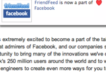 Facebook buys FriendFeed, declares war on Twitter