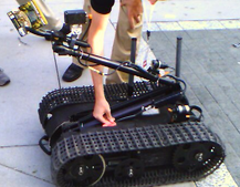 "US Army wants ""throwable"" robots"