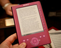 Sony Reader Pocket ebook