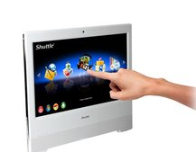 Shuttle X 5000T all-in-one PC launches