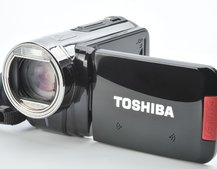 Toshiba launches S20, H30 and X100 Camileo camcorders