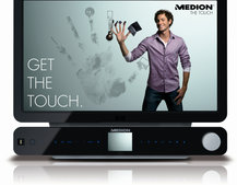 Medion Touch: The 24-inch Blu-ray packing touchscreen All-in-one