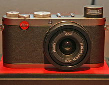 Leica X1 digital camera