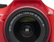 Pentax K-x entry-level digital SLR announced