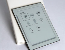 8.1-inch iRex DR800SG ebook reader officially announced
