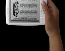 Bookeen Cybook Opus ebook reader announced