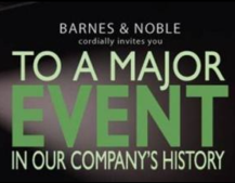 Barnes and Noble to announce new e-Reader