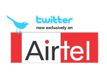 Twitter announces Bharti Airtel text partnership