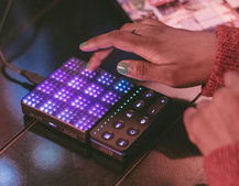 Roli's Beatmaker Kit gives you everything you need to produce tracks yourself