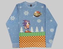 Best geek Christmas jumpers: Sonic, Game of Thrones, Breaking Bad and more