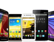 Best budget smartphones 2015: The best phones available to buy for under £250
