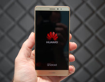Huawei Mate S: A touch of class (hands-on)
