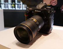 Nikon D5 hands-on preview: FX muscle flex