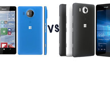 Microsoft Lumia 950 (Talkman) vs Microsoft Lumia 950XL (Cityman): What's the difference?