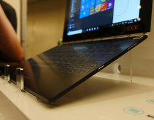 Lenovo Yoga Book preview: The keyless laptop from the future has landed