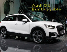 Audi Q2: The youthful small-scale SUV