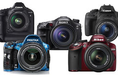 Best DSLR cameras 2014: The best interchangeable lens cameras available to buy today
