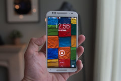 New Motorola Moto X hands-on: A leather flagship to lust after