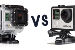 GoPro Hero4 Silver Edition vs GoPro HD Hero3+ Silver Edition: What's the difference?