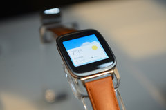 Hands-on: Asus ZenWatch review: A curved glass Android Wear smartwatch that takes a stylish approach