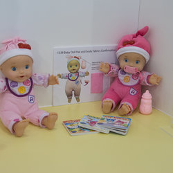 Vtech Grow With Me Baby Doll wants you to teach it what to say (video)