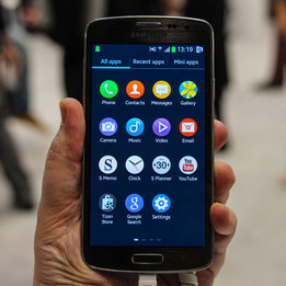 What is Tizen and what will it mean for my phone?