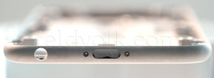 Apple iPhone 6 leaks, casing shown off in black and silver