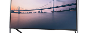 Samsung's 105-inch curved 4K UHDTV will cost you as much as a house