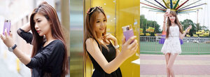 How do you get women to take selfies with cameras instead of phones? Behold Sony's perfume bottle cam