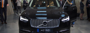 Volvo XC90 hands-on: The safest Volvo ever is packed full of tech treats