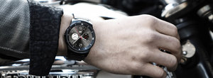 LG G Watch R official, circular smartwatches are the new thing to lust after