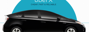 Uber lowers UberX prices in London, starting today
