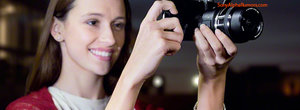 Sony QX1 smartphone mount leak hints at interchangeable lenses, and is that an Xperia Z3 in shot?