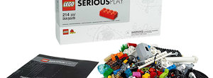 Lego Serious Play is the grown-up office toy you always wish you had