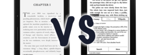 Amazon Kindle Voyage vs Kindle Paperwhite (2013): What's the difference?