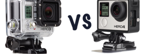 GoPro HD Hero4 Black Edition vs GoPro HD Hero3+ Black Edition: What's the difference?