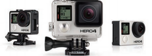 GoPro has three new Hero4 cameras: Here's how to tell them apart