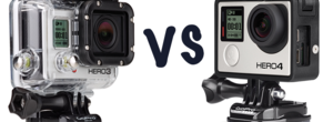 GoPro HD Hero4 Silver Edition vs GoPro HD Hero3+ Silver Edition: What's the difference?