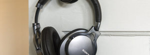 Sony MDR-1A review:  A-class audio over-ear headphones