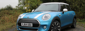 Mini 5-door first drive: Cartoon-style fun for the whole family
