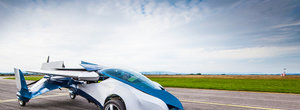 Aeromobil 3.0 is the flying car that fits on the road and can travel 500 miles