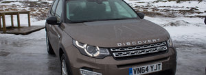 Land Rover Discovery Sport 2015 first drive: All terrain with all the comforts