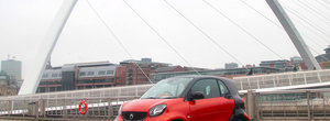 Smart ForTwo first drive: Three generations in, it's smarter than ever