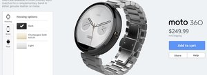 Jony Ive certainly won't like this: New Moto Maker to add design options for Moto 360