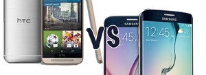 HTC One M9 vs Samsung Galaxy S6: Rumour showdown