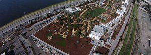 Take a peek inside Facebook's new HQ: Called MPK20 and designed by Frank Gehry