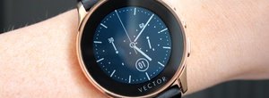 Vector Luna smartwatch: