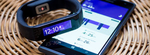 Microsoft Band review: Heaps of potential offset by design downfall