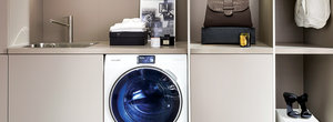 Samsung WW9000 review: Connected washing machine gives app-control a new spin